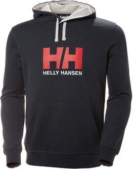 HH Logo Hoodie férfi kapucnis felső