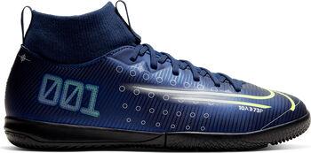 Nike Superfly 7 Academy MDS gyerek teremfocicipő Fiú kék