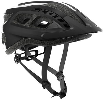 SCOTT Supra Inmold kerékpáros sisak fekete