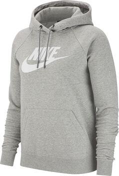 Nike Nsw Essntl Hoodie kapucnis felső Nők szürke