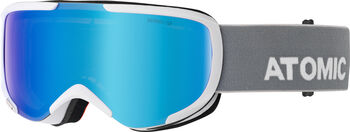 ATOMIC Savor S Stereo síszemüveg törtfehér