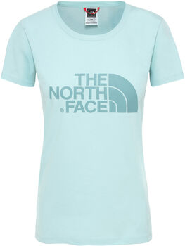 The North Face W S/S Easy T női póló Nők kék