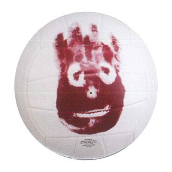"""""""Mr.Wilson"""" strandröplabda fehér"""