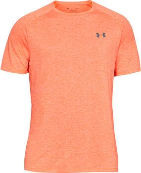 Under Armour Tech™ SS férfi póló Férfiak narancssárga