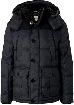 TOM TAILOR Padded férfi kabát Férfiak szürke