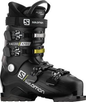 Salomon X ACCESS X70 Wide férfi sícipő Férfiak fekete