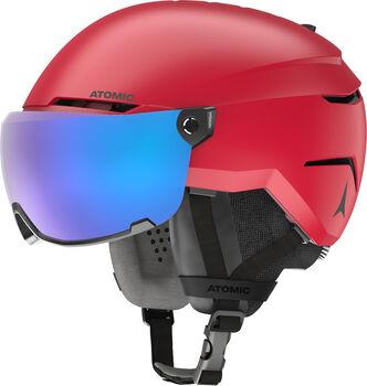 ATOMIC Savor Visor Stereo felnőtt sísisak piros