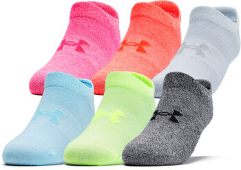 Under Armour W Essentials női zokni Nők rózsaszín