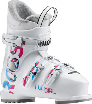 Rossignol Fun Girl 3 lány sícipő fehér