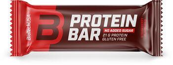 BioTech USA Protein Bar fehérje szelet 70g piros