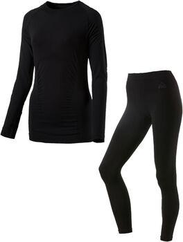 McKINLEY Yalata/Yadina női aláöltözet Nők fekete