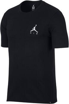 Nike Jordan Jumpman Air férfi póló Férfiak fekete