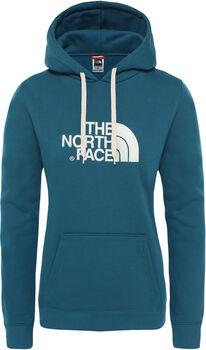 The North Face W Drew Peak női pulóver Nők zöld