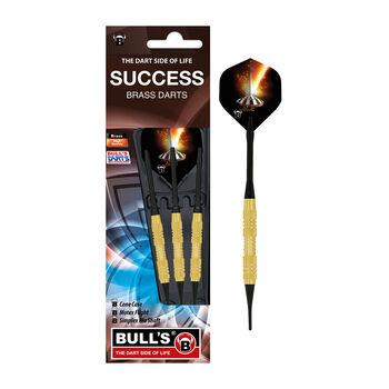 BULLS BULL´S Soft darts SuccessBrass 18g barna