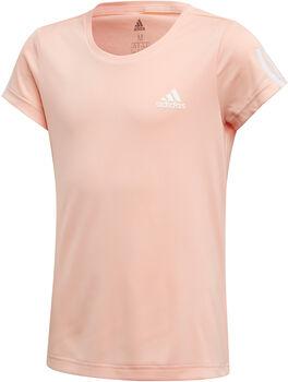 ADIDAS YG TR EQ TEE gyerek póló rózsaszín