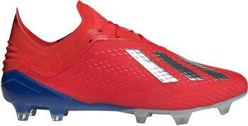 ADIDAS X 18.1 FG férfi focicipő Férfiak piros
