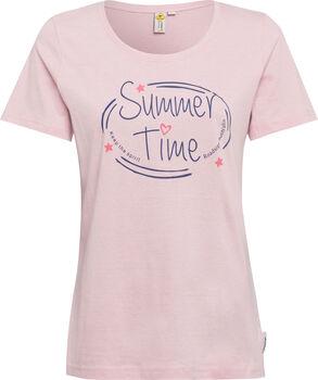 Roadsign Summer Time női póló Nők rózsaszín