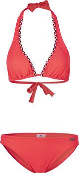 FIREFLY  Ashley wms bikiniBikini, 80% PA, 20% EL Nők piros
