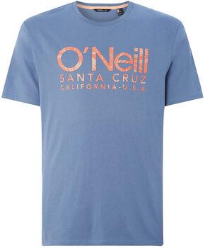 Lm O'Neill Logo férfi póló Férfiak kék