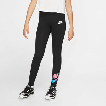 Nike G Nsw Favorit lány leggings fekete