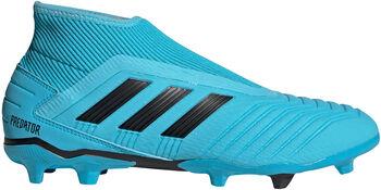 ADIDAS Predator 19.3 Laceless FG felnőtt stoplis focicipő Férfiak kék
