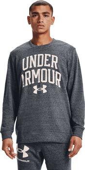 Under Armour Rival Terry férfi pulóver Férfiak szürke