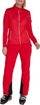 McKINLEY Darnita női cipzáras felső Nők piros