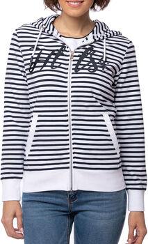 Heavy Tools Sense női kapucnis pulóver Nők fehér
