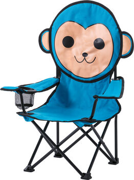 McKINLEY Camp Chair Kids gyerek összecsukható szék kék