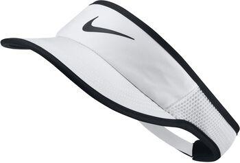 NikeCourt Aerobill Tennis Visor Nők fehér