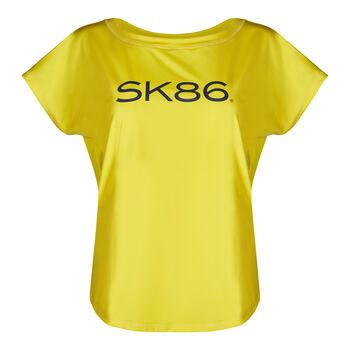 Skiny SK86 női póló Nők sárga