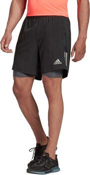 adidas 7 OWN THE RUN SHO férfi futónadrág Férfiak fekete