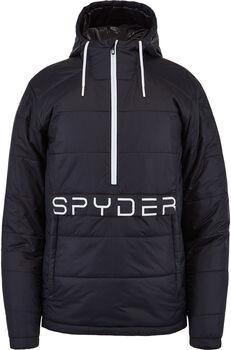 Spyder  Glissade Anorakférfi kapucnis felső Férfiak fekete