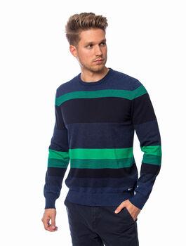 Heavy Tools Hiaro férfi pulóver Férfiak zöld