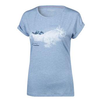 MAMMUT Mountain női póló Nők szürke