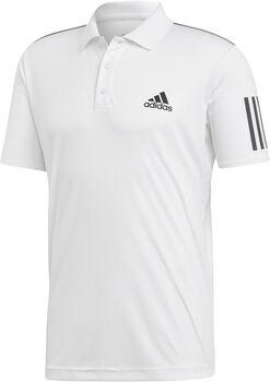 adidas CLUB 3STR POLO Férfiak fehér