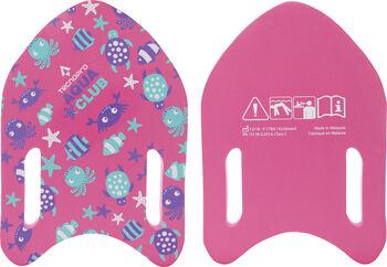 TECNOPRO Gyerek Úszássegítő KICKBOARD JUNIOR rózsaszín