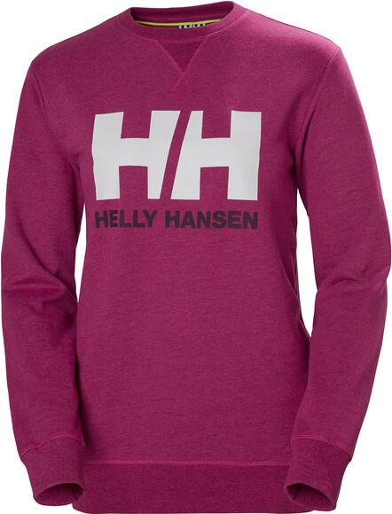 W HH Logo Crew női pulóver