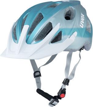 Uvex Axento kerékpáros sisak kék
