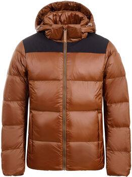 Icepeak Anderson férfi kapucnis kabát Férfiak barna