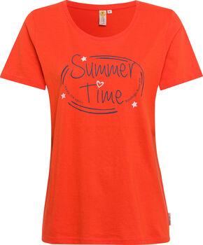 Roadsign Summer Time női póló Nők narancssárga