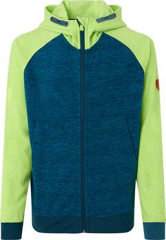 McKINLEY Cholah gyerek fleece kabát zöld