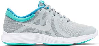 Nike Revolution 4 (GS) gyerek futócipő fehér