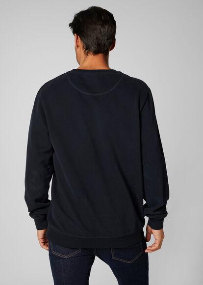 HH Logo Crew férfi pulóver