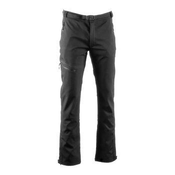 GTS Softshell férfi túranadrág hosszított fazon Férfiak fekete