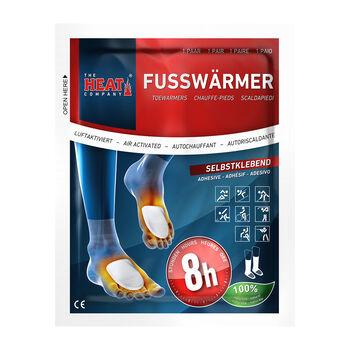 The Heat Company THC Easy lábmelegítőönmelegítő, 12+ óra fehér