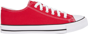 FIREFLY Canvas Low IV szabadidőcipő Férfiak piros