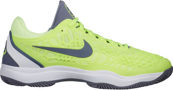 Nike Men's Zoom Cage 3 Clay Tennis Shoe Férfiak sárga