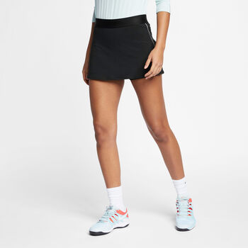 Nike Court Dri-FIT Tennis Skirt Nők fekete