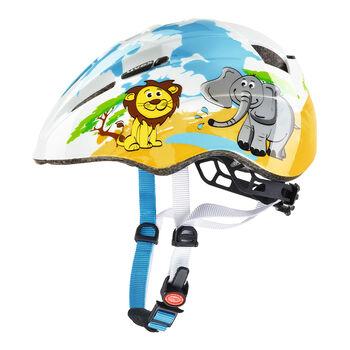 Uvex Kid gyerek kerékpáros sisak sárga